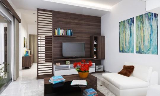 Ruang Keluarga (Living Room)