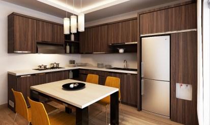 Dapur (Kitchen)