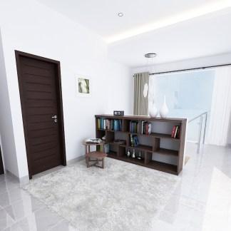 Ruang Serbaguna (Living Room)