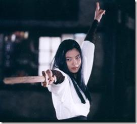 '아라한장풍대작전'의 윤소이 (c) 2004 좋은영화, 시네마서비스