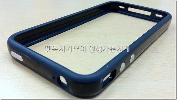 아이폰4 정품 범퍼