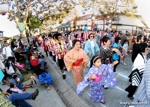 Gardena Obon Dancers