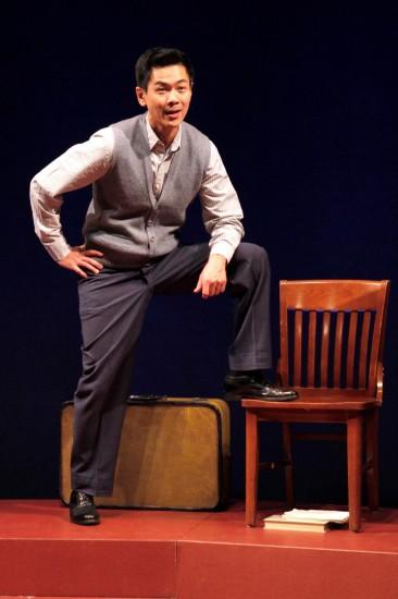 Joel de la Fuente as Gordon Hirabayashi