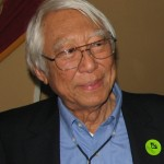 Tak Hoshizaki, one of the Nisei who resisted the draft, is a board member of the Heart Mountain, Wyoming Foundation.