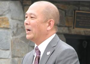 GFBNEC Chairman Bill Seki