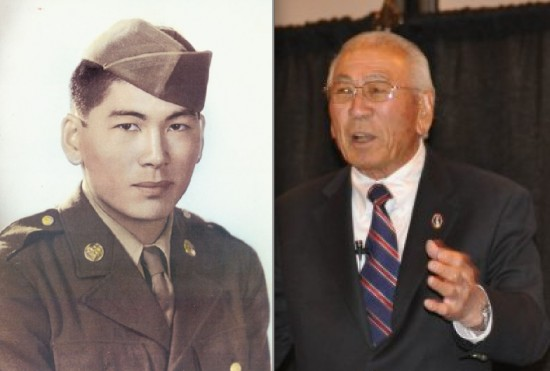 Lawson Sakai then and now.