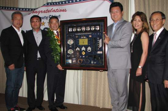 LAPD Olympic Boosters Association Foundation