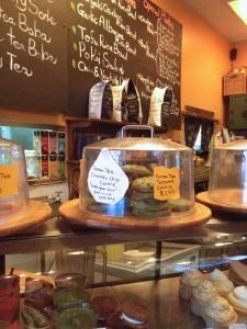 Yuko Kitchen and its award-winning cookies (Photos by Mia Nakaji Monnier)