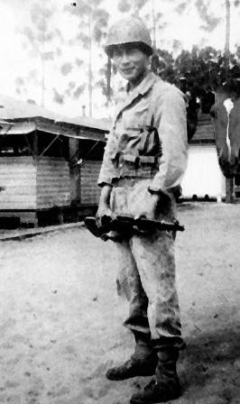 Yoshinaga served with the Military Intelligence Service during World War II.