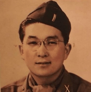 Sus Ito during World War II.