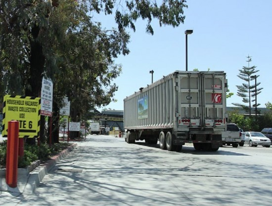 The number of trucks traveling through the area, with resulting noise and emissions, impacts, reduces pedestrian safety and other quality-of-life considerations, according to the ULI report. (Urban Land Institute)