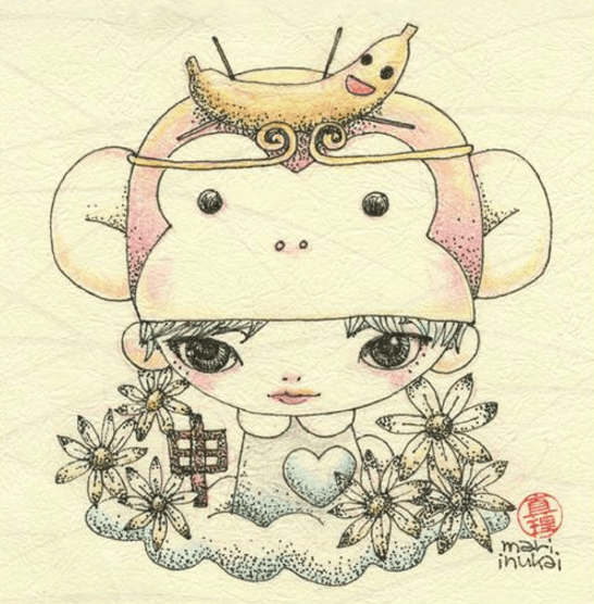 Mari Inukai is one of the participating artists.