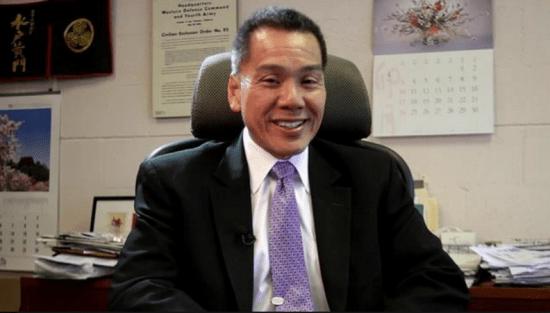 Rev. Mark Nakagawa (visit https://vimeo.com/21933703 to see video clip)