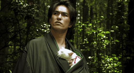 Kazuki Kitamura as Kyutaro Madarame.