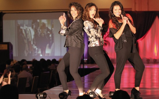 The So-Phis Fashion Show is a fun event that raises money for worthy charities.