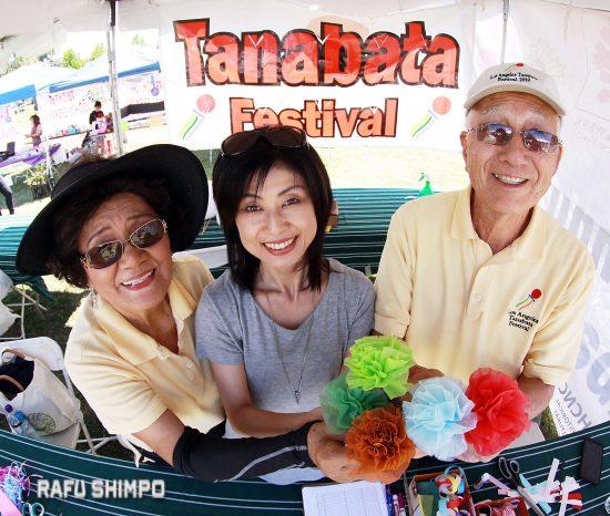 tanabata volunteers