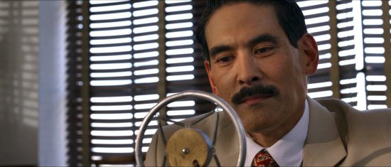 Chris Tashima as Sei Fujii.