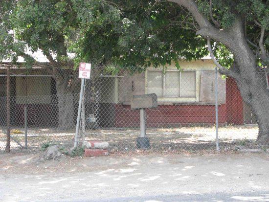 The postwar Furuta residence.