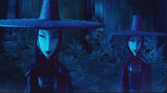 Evil twins are among the enemies that challenge Kubo and his friends.