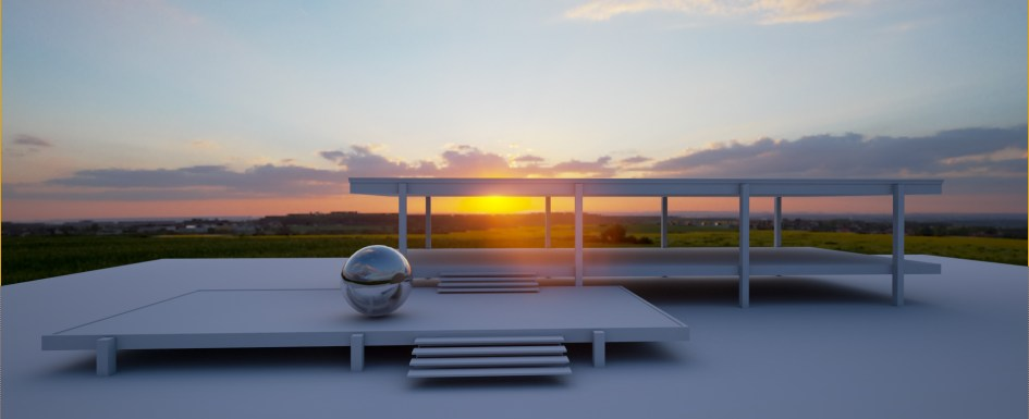 HDRI Lighting in Unreal Engine – Real Time 3D Architecture Visualization
