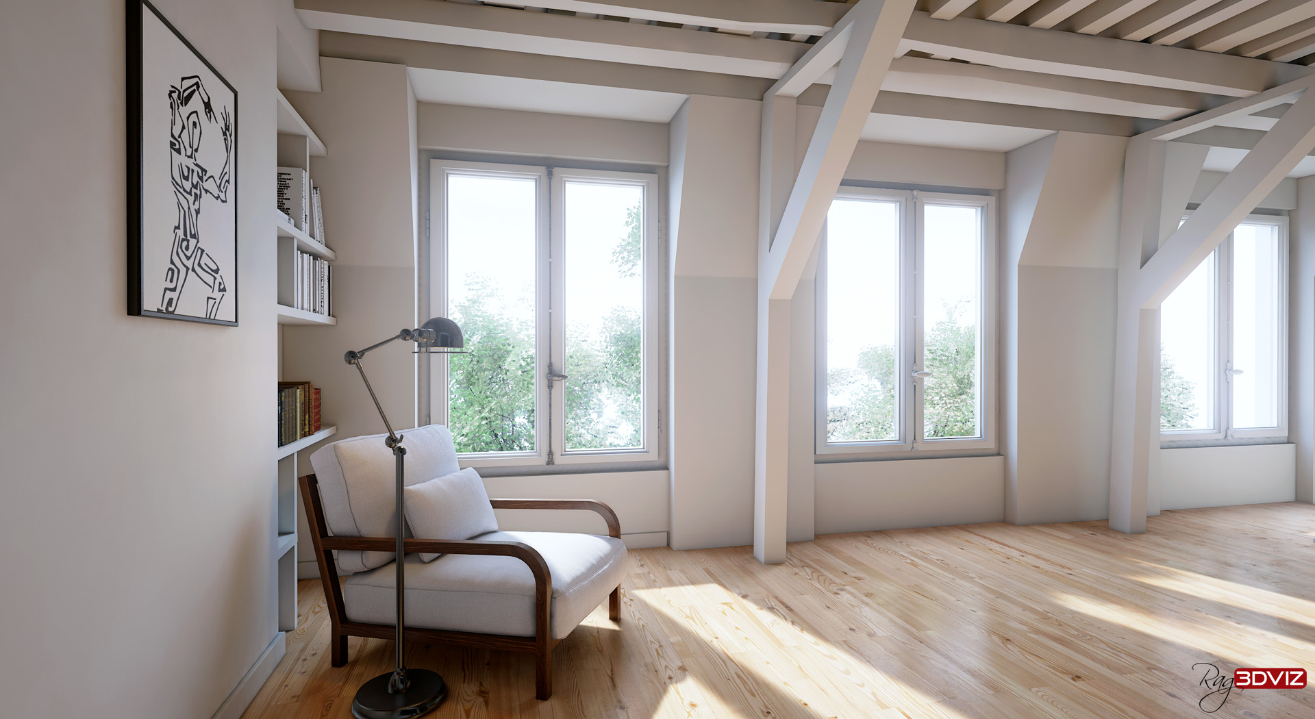 Learn interior design basics basic interior in unreal for Learn interior design