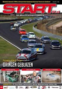 cover van START 84 Autosportmagazine van mei 2017