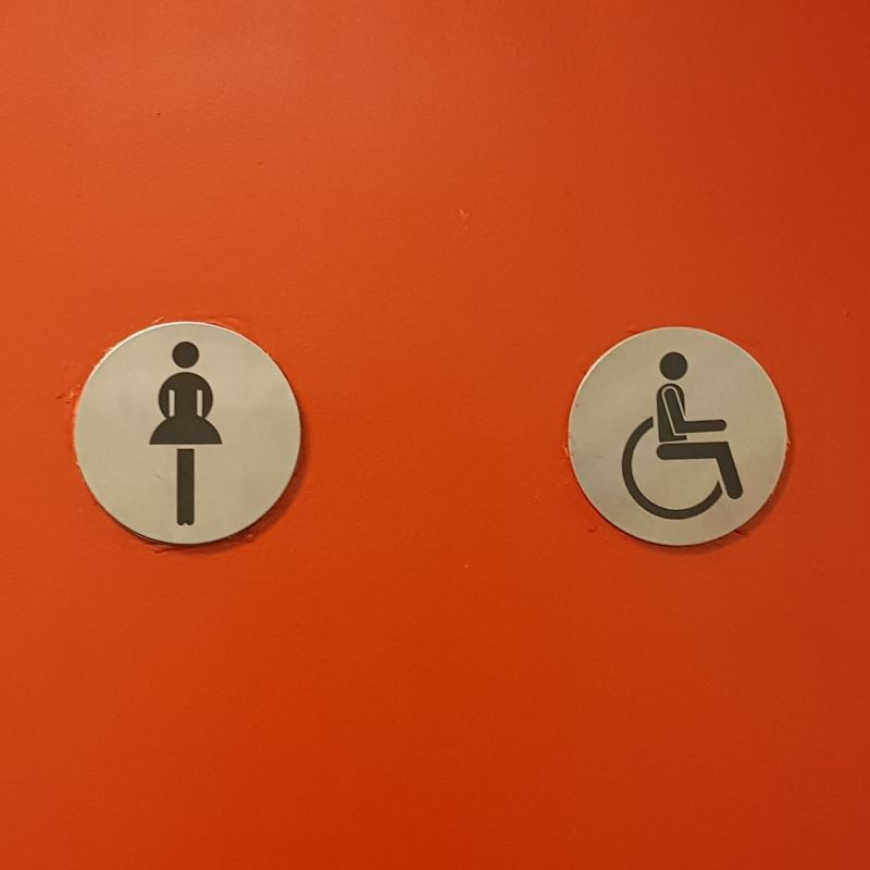 Mindervaliden lopen al jaren voor op de genderneutraal-discussie