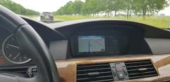 Collectie foto's van de BMW 520d High Executive E61 en E60 CCC-reparatie door Ralph Stoove