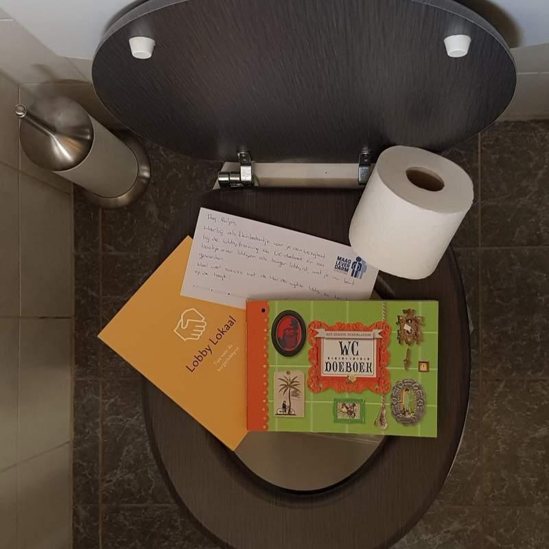 Motie voor meer openbare toiletten in Harderwijk is aangenomen
