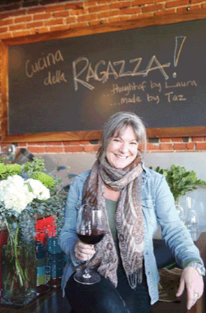 Sign up for the tasty newsletter today! Ragazza Home Ragazza Food Wine