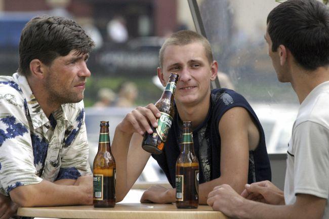 uomini russi
