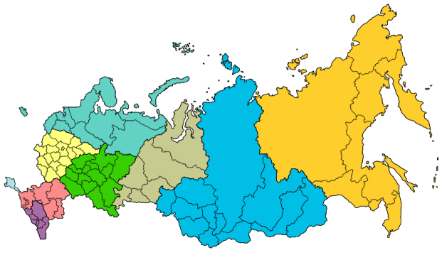 regioni russia