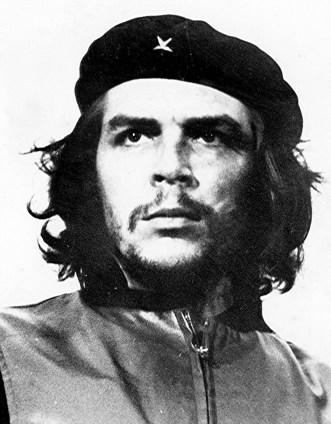 Figure 11. Che Guevara by Alberto Korda