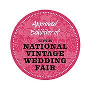 The national vintage wedding fair logo