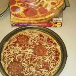 Triple Pepperoni Pizza