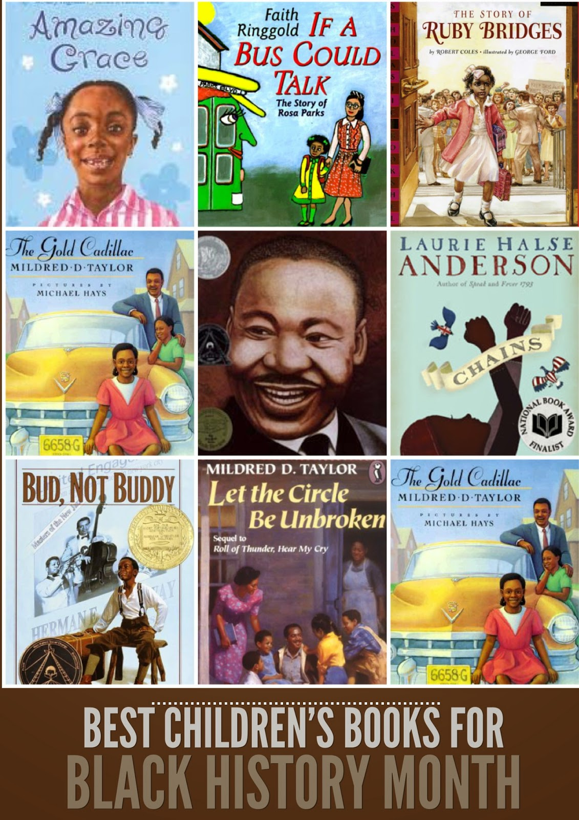 Best Children S Books For Black History Month Rage