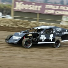 2012 Tim Foster - Rage Chassis