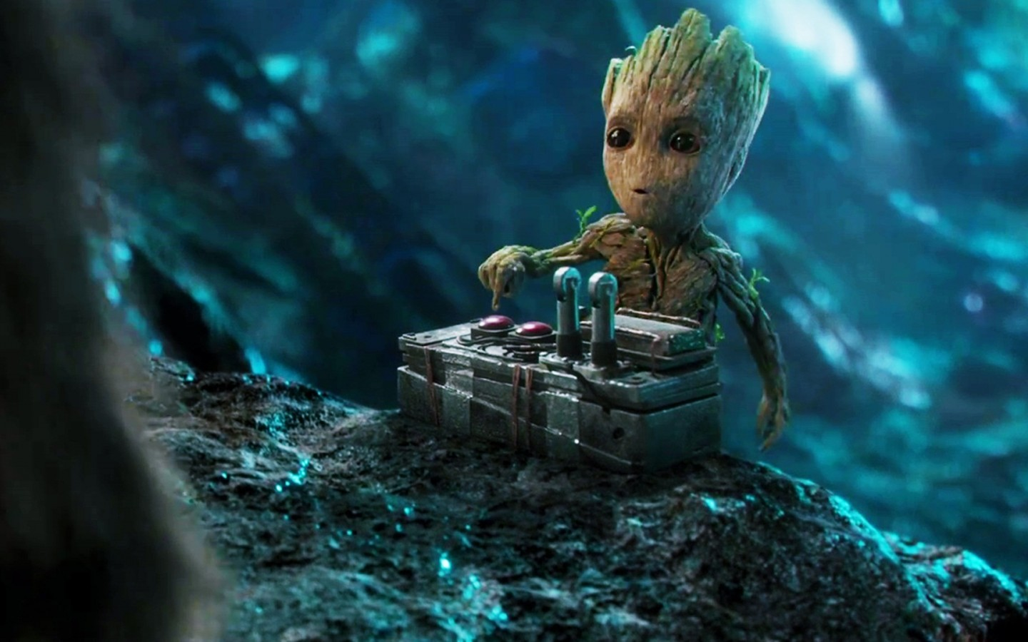Guardians Of The Galaxy Vol 2 Groot Wallpaper 11630 Rage Machine