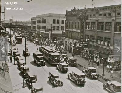 63rd Halsted 1929