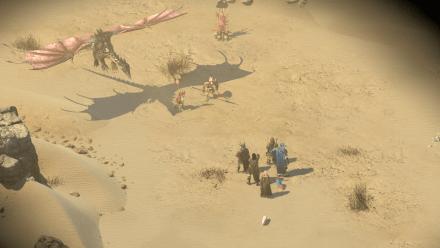 Pillars of Eternity 2 : les graphismes sont franchement de toute beauté