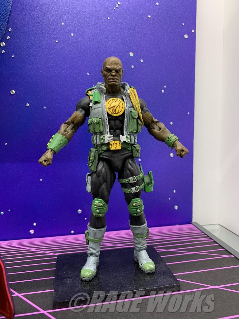 Neca Toy Fair 2020 : Sights, 2020:, Works