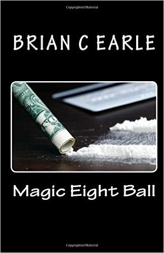 Magic Eight Ball Cover Ragged