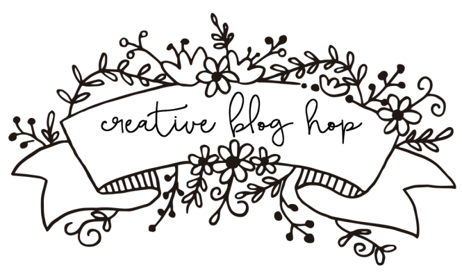 Join us each month for our Creative Blog Hop where we share fun DIY, Home Decor, Craft Projects and Yummy Recipes that you can make too | www.raggedy-bits.com