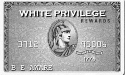 Recognizing my White Privilege