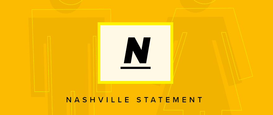 The Nashville Statement – revealing the chaff among you