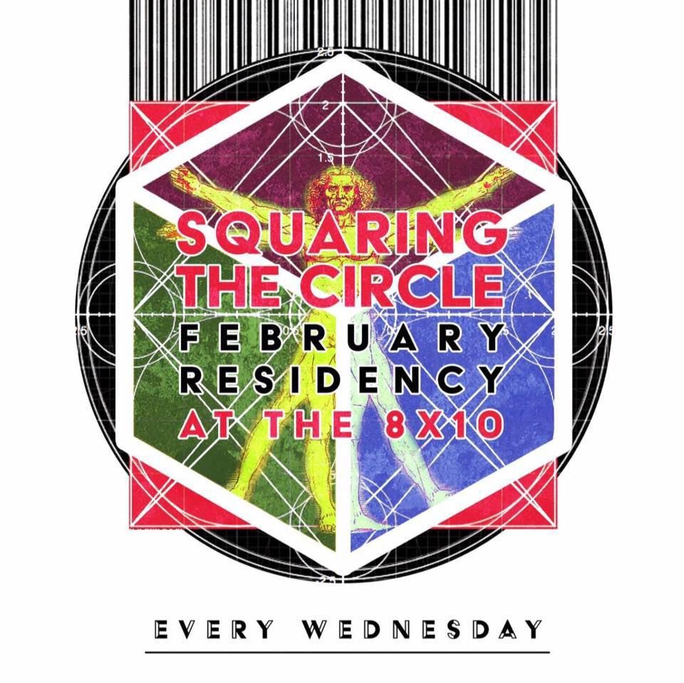 Squaring The Circle Gears Up For February Residency – Ragin