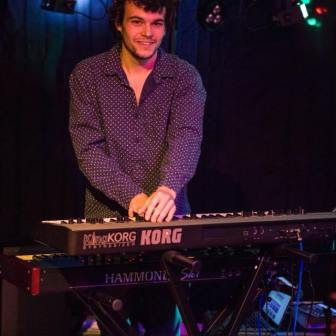 Brian Poague - Keyboards
