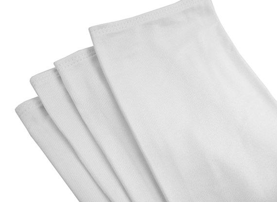commercial restaurant kitchen mats white porcelain undermount sink raglady omg cloth 20x20 - napkin, towel, glassware, dishes ...