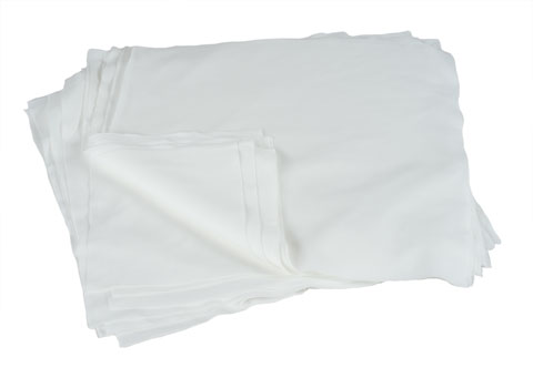Polyester Lint Free Cleanroom Wipes  12 x 12  Dertex