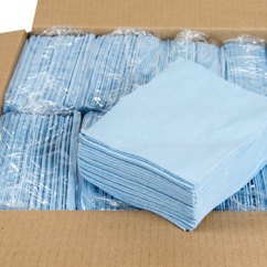 Commercial Restaurant Kitchen Mats Repaint Cabinets Lint Free Wipes - 12